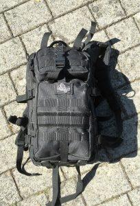 Prepper goHome Pack