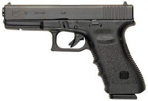 Glock 17 9mm - die Prepper Waffe schlechthin